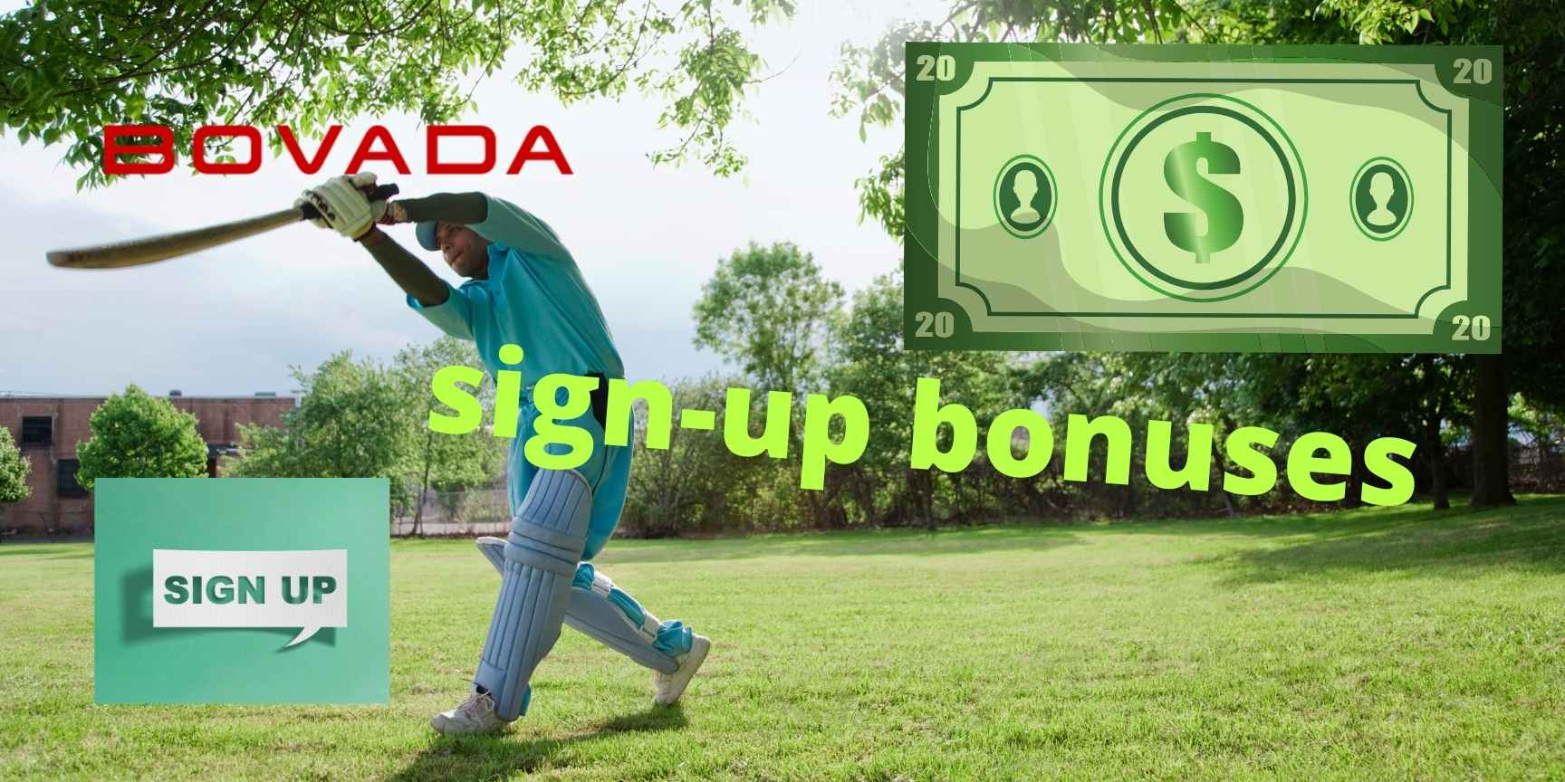 bovada sign up