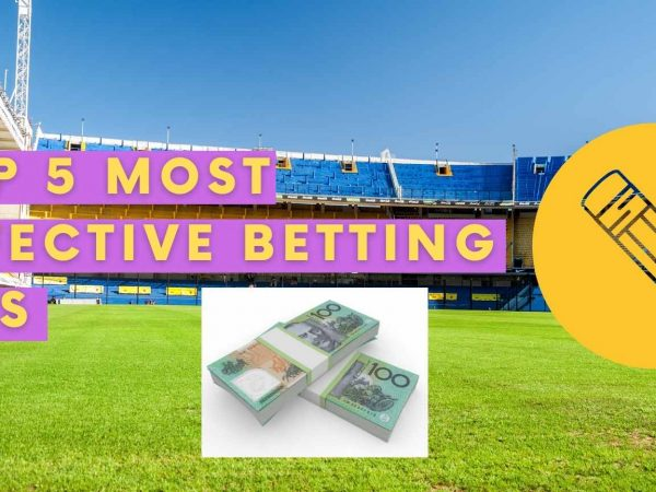 Top 5 most effective betting tips